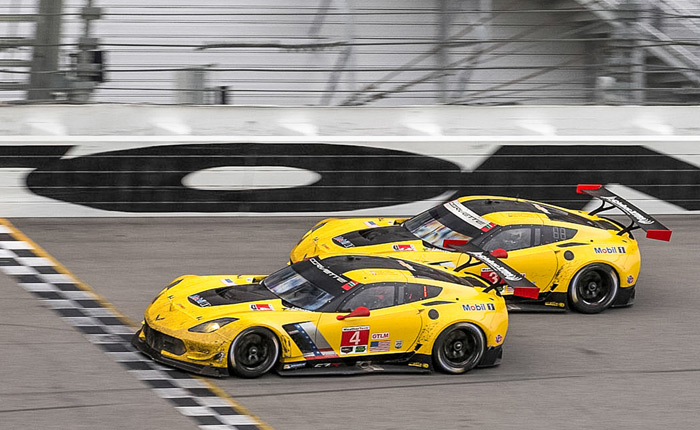 [VIDEO] Corvette Racing's Drivers Pick Their Favorite Victories
