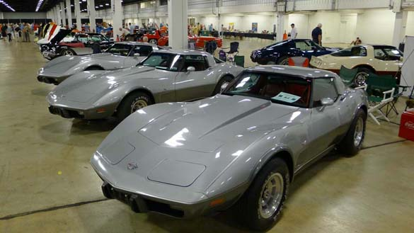 [PICS] Corvettes Galore at the 2019 NCRS National Convention