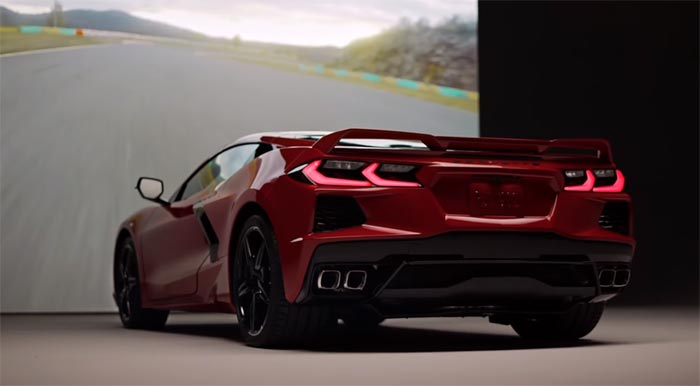 [VIDEO] Here's Why the 2020 Corvette Stingray is So Fast Off the Line