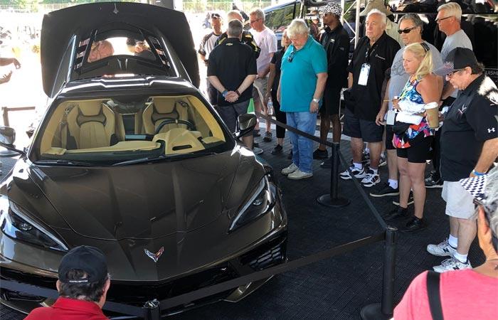 [VIDEO] 2020 Corvette Stingray Revs Engine at Road America
