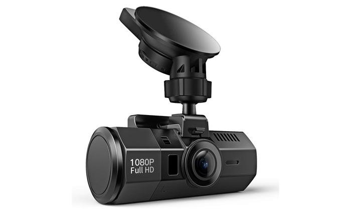 [AMAZON] Save $100 on the Crosstour 1080P Car Dash Camera