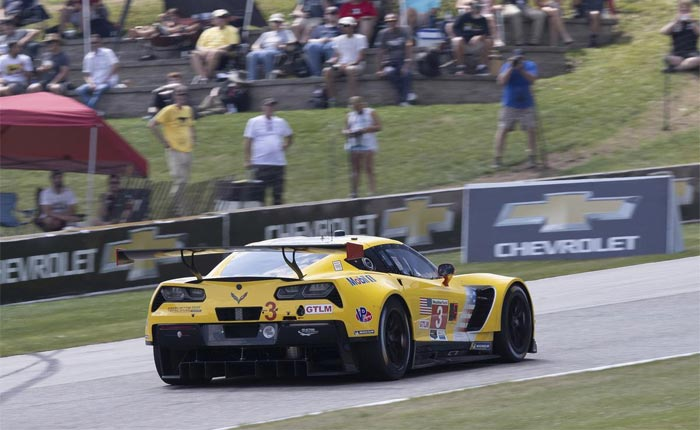 Corvette Racing at Road America: Another Hard-Luck Afternoon