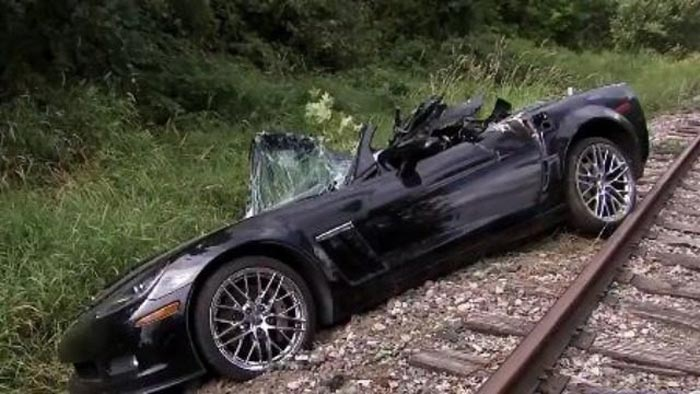 [ACCIDENT] Two Injured in Rollover Crash of a C6 Corvette in Washington