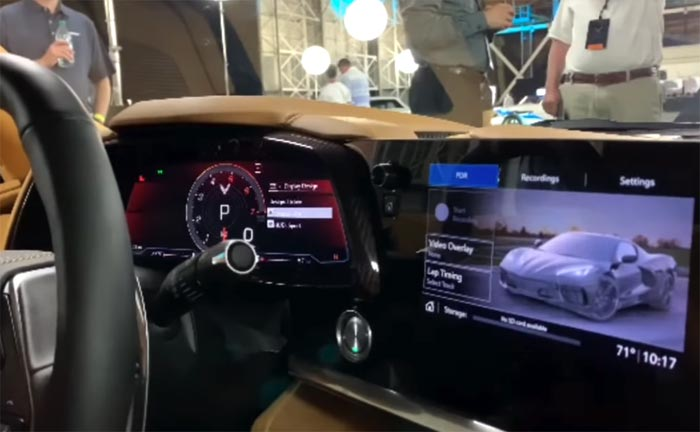 [VIDEO] 2020 Corvette Stingray's Dash and Infotainment Center Walkthough
