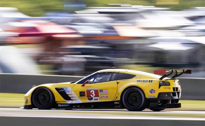Corvette Racing at Road America: Pole Position Start for No. 4 Corvette