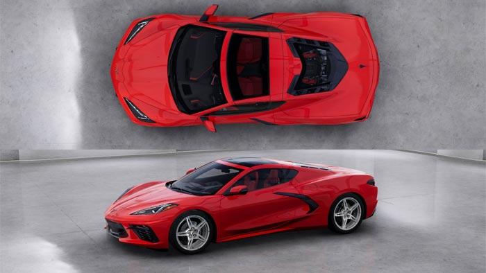 [PICS] No Body Color Sides on 2020 Corvette Transparent Roof Panel