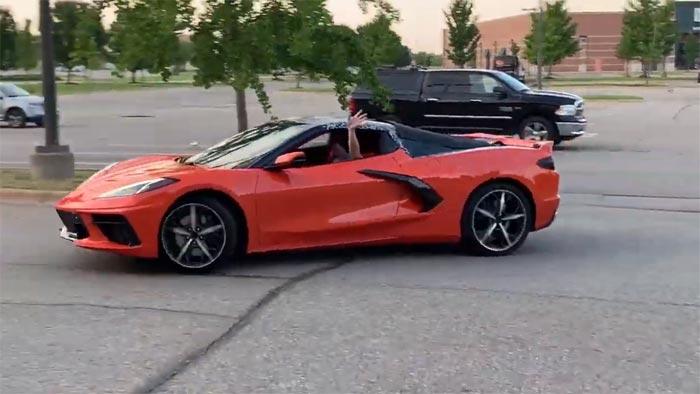 [VIDEO] 2020 Corvette Stingray's 0-60 MPH Time is Alleged to be 'About 2.7 seconds'