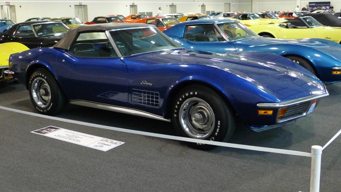 On the Campaign Trail with a 1972 Corvette: The Gold Collection at Bloomington Gold (Part 7)