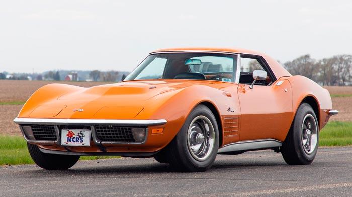 1971 Corvette ZR2