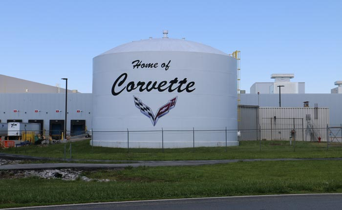 Corvette Museum is Offering Limited Plant Tours During NCM 25th Anniversary