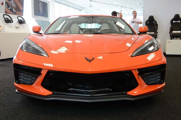 MacMulkin Chevrolet Hosts the 2020 Corvette Stingray