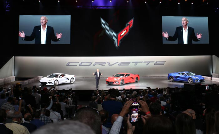 2020 Corvette Launch Smashes Records for Chevrolet