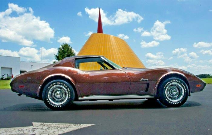 Corvettes on eBay: The National Corvette Museum Auctioning a Donated 1974 Corvette