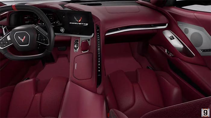 [VIDEO] Compilation of the 2020 Corvette's Interior Color Options