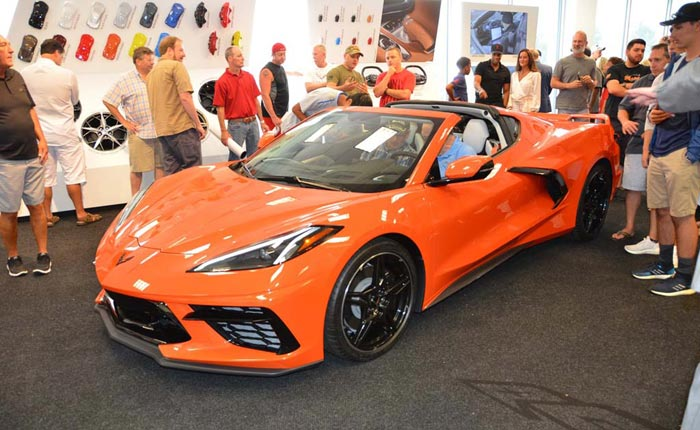 Video Macmulkin Chevrolet Hosts The 2020 Corvette Stingray