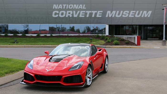 National Corvette Museum 25th Anniversary Celebration Activities Set
