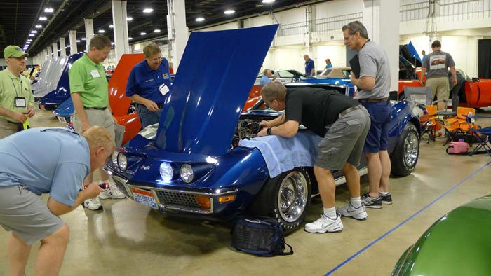 On the Campaign Trail with a 1972 Corvette: The 2019 NCRS National Convention (Part 8)