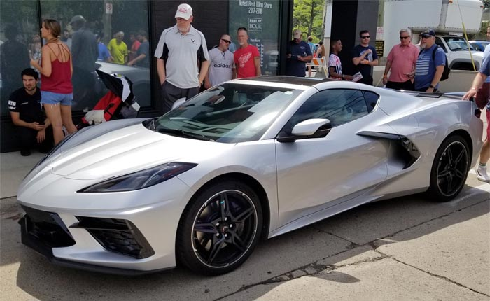 The C8 Corvette's Introductory Price of $59,995 Will Most Likely Go Up After 2020