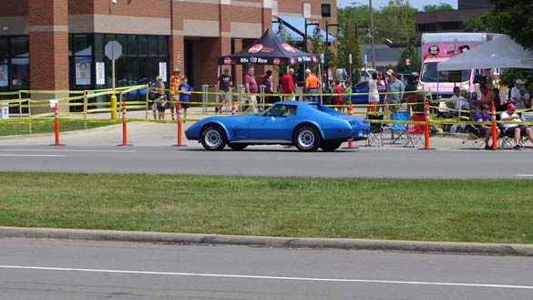 [PICS] The Corvettes of the 2019 Woodward Dream Cruise