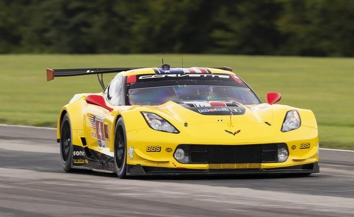 Corvette Racing at VIR: Back on the Podium for No. 3 Corvette