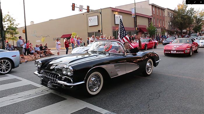 [VIDEO] 2019 Corvettes at Carlisle Downtown Parade