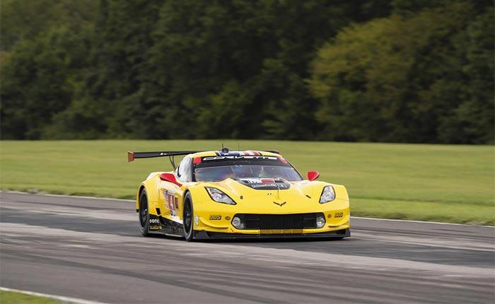 Corvette Racing at VIR: Front-Row Start for Magnussen, No. 3 Corvette
