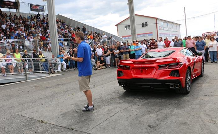 [VIDEO] The Corvette Team Presents the 2020 Corvette Stingray at Corvettes at Carlisle