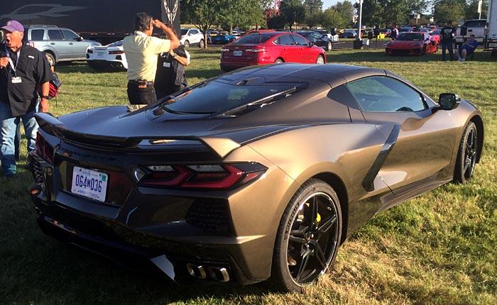[VIDEO] Zeus Bronze 2020 Corvette Stingray Walkaround in Full Sunlight
