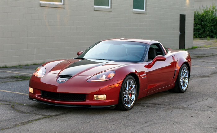 Corvettes for Sale: 2008 'Wil Cooksey' Corvette Z06 427 Limited Edition No. 006