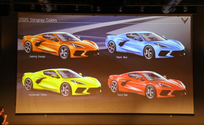 [VIDEO] Corvette Team Shares the 194 MPH Top Speed Video and Other Info on the 2020 Corvette Stingray