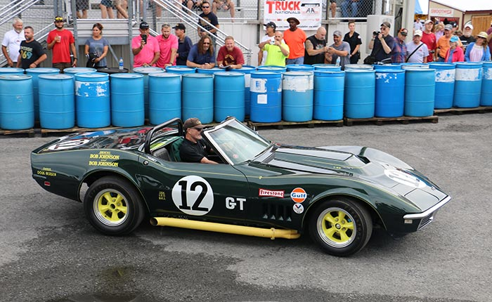 [VIDEO] Corvette Racers on Parade at 2019's Corvettes at Carlisle