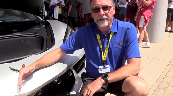[VIDEO] C8 Corvette Front License Plate Options with Kirk Bennion