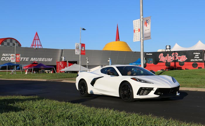 National Corvette Museum >> Pics The National Corvette Museum S 25th Anniversary