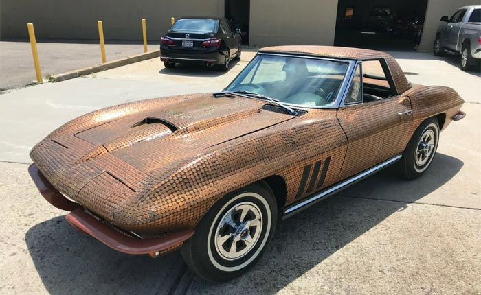 Corvettes on eBay: Famous 1965