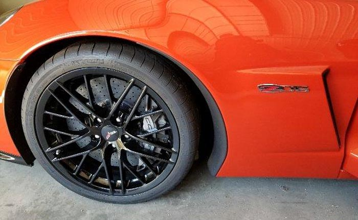 Corvettes for Sale: 2011 Corvette Z06 Carbon Edition with 7 Original Miles