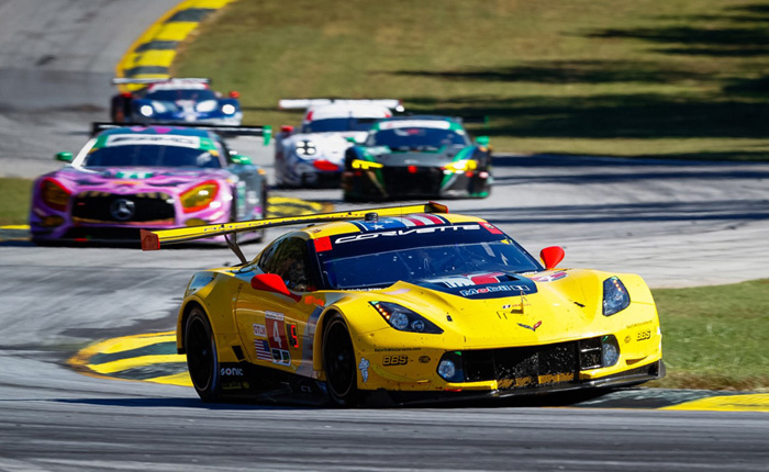 GTLM Untouched After IMSA Makes Balance of Performance Changes to the DPi and GTD Classes