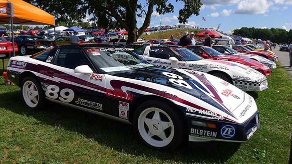 [PICS] The Corvette Racers on Display at Corvettes at Carlisle