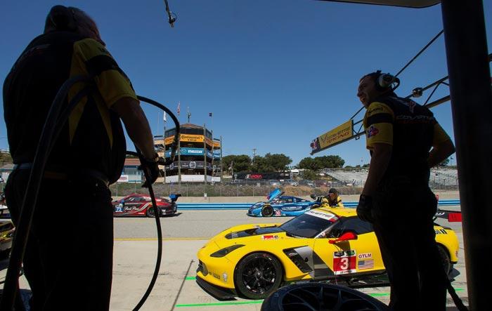 Corvette Racing at Laguna Seca: Twenty-First Trip to Monterey