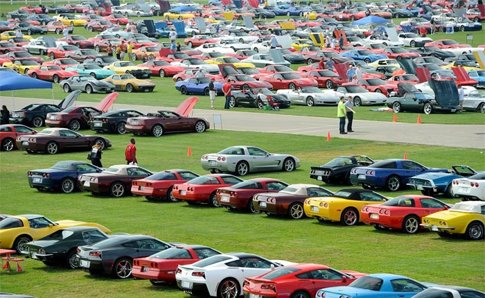 Join CorvetteBlogger at Corvette Funfest Hosted by Mid America Motorworks