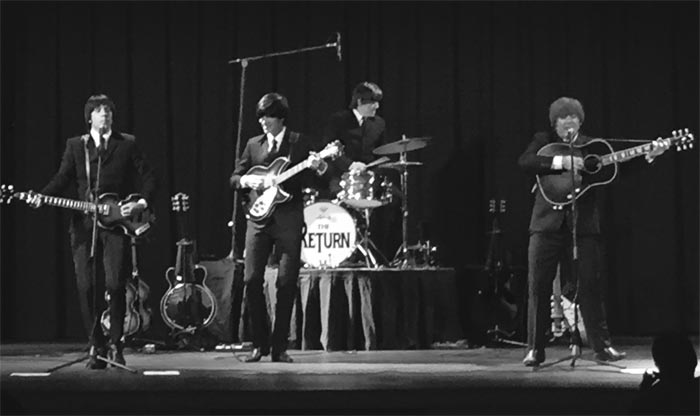 The Return Beatles Tribute Band