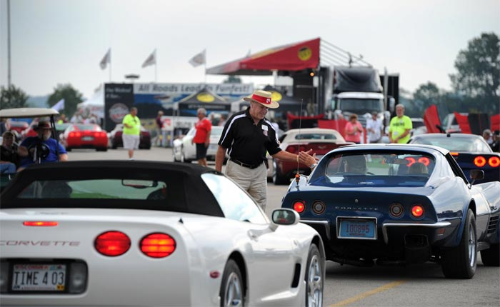 Join CorvetteBlogger as We'll Be at Corvette Funfest Hosted by Mid America Motorworks