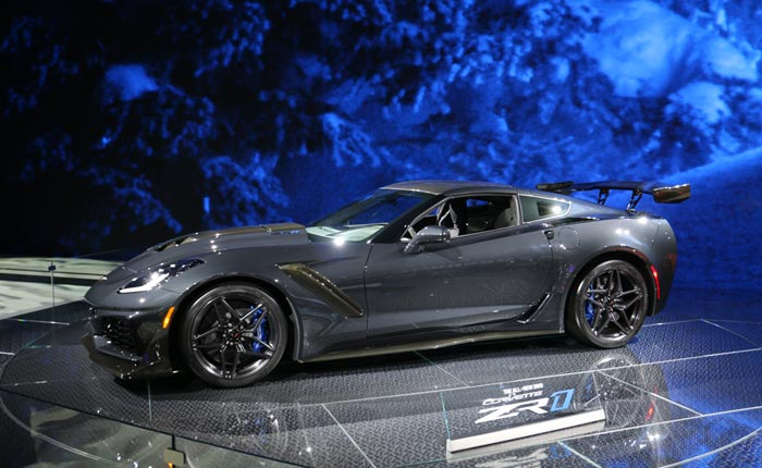 Final Production Statistics For The 2019 Corvette Model Year