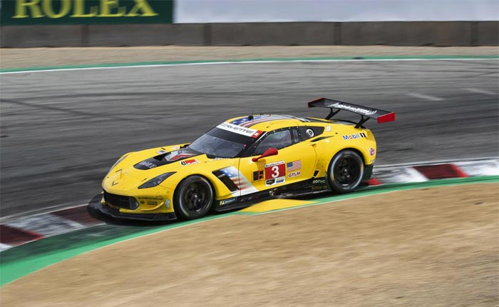 Corvette Racing at Laguna Seca: Aggressive Strategy Nets GTLM Podium