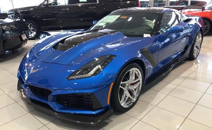 Corvette Delivery Dispatch with National Corvette Seller Mike Furman for Sept 15th