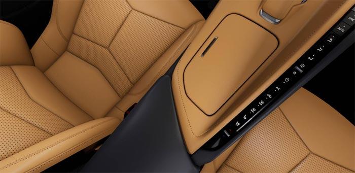 [VIDEO] Corvette Configurator Occasionally Shares Advanced 3D Views for the 2020 Corvette Stingray's Interior