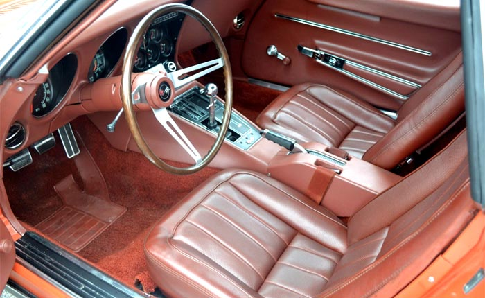 Oldest Known C3 Corvette Offered for Sale