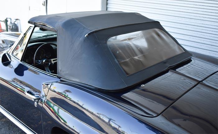 Corvettes for Sale: A 1964 Corvette with a Royal Heritage