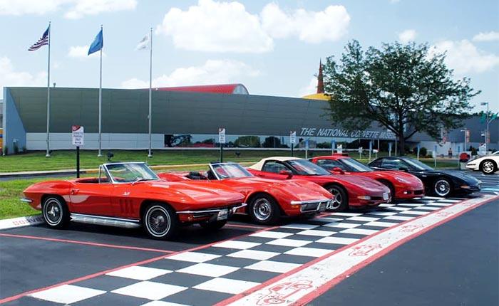 National Corvette Museum Named Best Museum In Kentucky