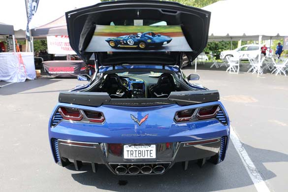 [PICS] The Corvette Vanity Plates from the National Corvette Museum's 25th Anniversary Celebration