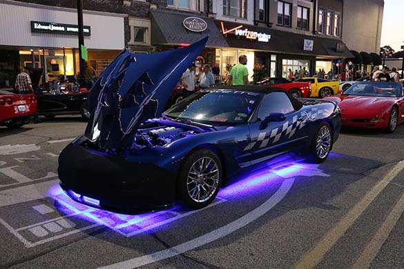 [PICS] Corvette Funfest 2019: Mike Yager Returns to His Hometown, Brings 100s of Corvettes with Him